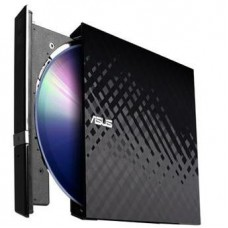 DRIVE DVD-RW EXTERNO SLIM PRETO USB
